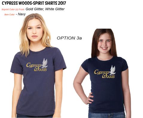 Glitter shirts 2017-18